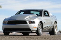 SEMA 2009 - Ford Mustang Cobra Jet : elle fait peur