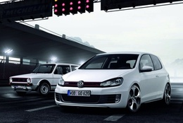 VW Golf GTI officielle ( 15 photos HD)