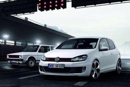 VW Golf GTI officielle ( 15 photos HD)