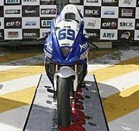 Championnat de France Supersport : Victoire de Julien Enjolras, et Anthony Loiseau incroyable