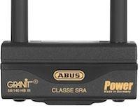 Abus Granit Power 58 en édition limitée.