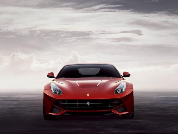 Bientôt une moto Ferrari?
