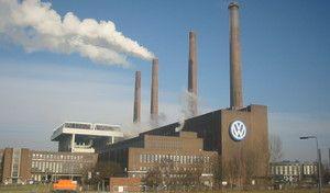 Insolite : 250 kilos d'explosifs trouvés sous l'usine Volkswagen de Wolfsburg