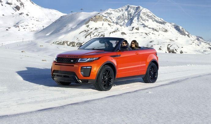 Land Rover : la voiture autonome pourrait s'adapter à la météo