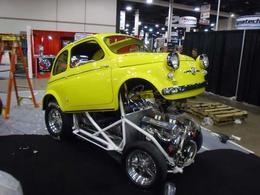 SEMA show 2009 : Le 'Sleeper' ultime, Fiat 500 1959 par Esab