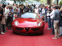 Concours d'Elegance Villa d'Este 2013 : l'Alfa Romeo Disco Volante Touring Superleggera couronnée