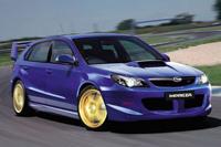 Nouvelle Subaru Impreza: est ce bien ça ?