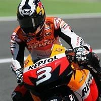 Moto GP - Pays Bas: Pedrosa roulera sans traitement médical