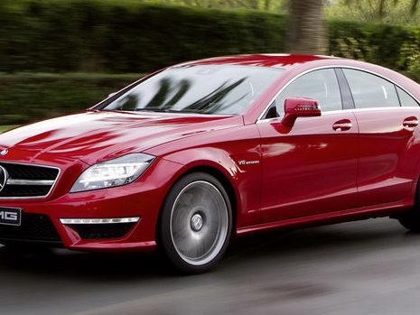 Mercedes CLS 63 AMG : les prix