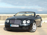 Essai Bentley Continental GTC: 300 km/h cheveux aux vents