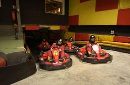 Véhicules électriques : des pistes d'essai et de karting !
