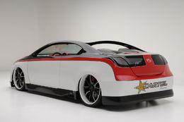 SEMA Show 2009 : Scion tC Low Rider Concept