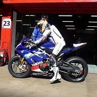 Moto 2: Régis Laconi va tester la Moto 2 de MG Compétition au Mugello