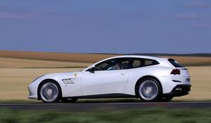 Ferrari arrête la GTC4 Lusso, en attendant le SUV