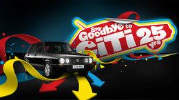Goodbye Citi Tour : la vraie fin de la VW Golf I