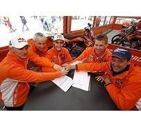 Marvin Musquin s'envole pour les USA en 2011 et 2012 toujours chez KTM
