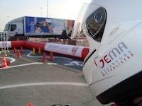 CRS/GEMA Prévention organise la piste d'éducation routière dédiée aux adolescents