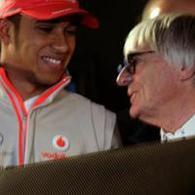 """Formule 1 - Ecclestone: """"Kubica et Alonso feraient mieux qu'Hamilton avec la même voiture"""""""