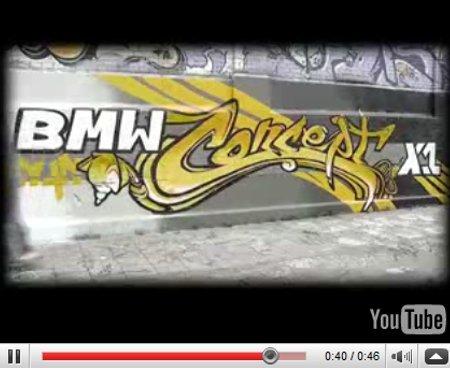 BMW Concept X1 : le teasing vidéo