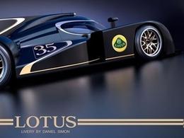 Eh oui, Lotus sera finalement bien présent... en LMP2!