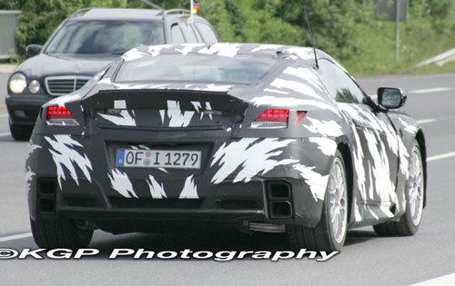 "Honda NSX 2011 : ""elle doit battre la Nissan GT-R"" Takeo Fukui"