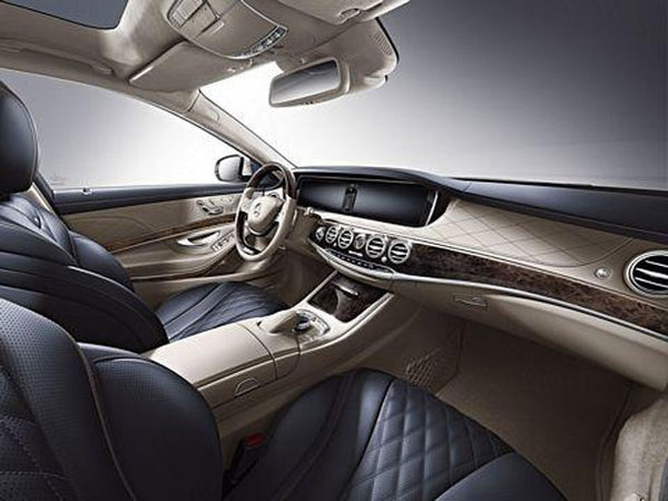 Mercedes lance une série spéciale Edition 1 sur sa nouvelle Classe S