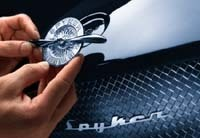 Spyker: berline de rigueur