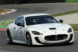 Maserati MC Concept: en piste à Monza! Vidéo