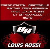 Louis Rossi vous invite à la présentation officielle de son Team pour la saison 2012