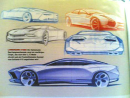 Lamborghini Estoque: 1ère image?