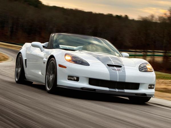 Corvette 427 Convertible: 460 000 € pour la N°1 !