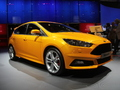 Ford Focus ST restylée : bonifiée - Vidéo en direct du Salon de Paris 2014