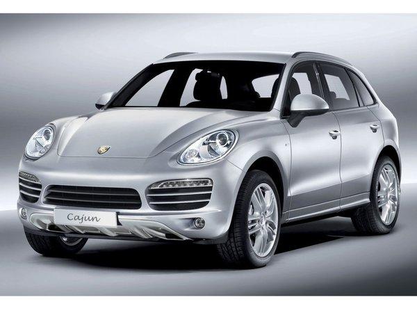 Futur Porsche Cajun : hypothèse crédible
