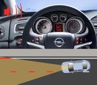 Future Opel Insignia : elle lira les panneaux de limitation de vitesse !