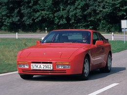 La p'tite sportive du lundi: Porsche 944 S.