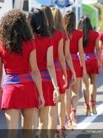 Les Demoiselles du Paddock : Grand Prix de Misano