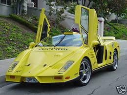 Saucisse du vendredi : Ferrari Enzo replik'A