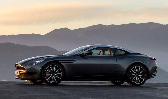 Aston Martin : les 1000 premières DB11 inspectées par le grand patron