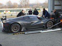 La Ferrari P4/5 Competizione roule!