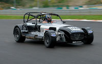 Coupe Caterham 2007. La CSR entre en piste