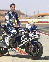Moto GP - CRT: Les nouvelles couleurs de Randy De Puniet dévoilées à Aragon