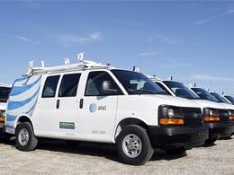 L'opérateur américain AT&T commande 1200 utilitaires au GNV