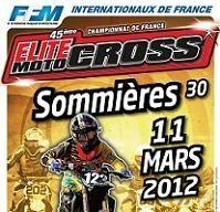 Motocross Elite : Sommières accueille la seconde épreuve du championnat  de France
