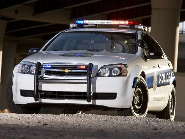 Présentation de la nouvelle Chevrolet Caprice Police Patrol