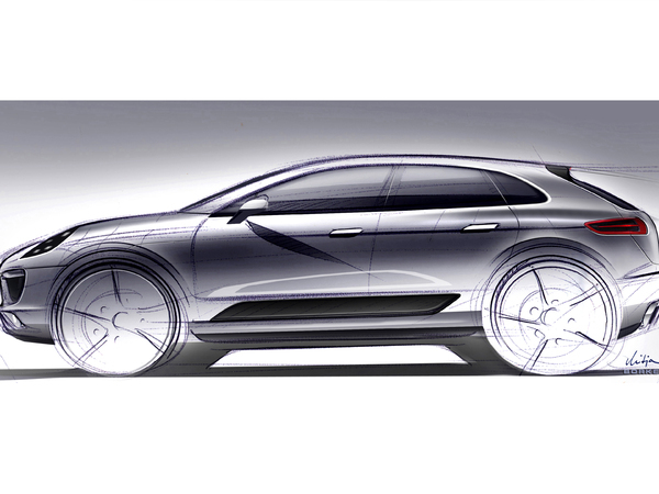 Porsche Macan: rendez-vous à L.A.