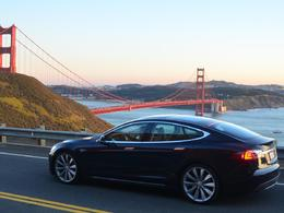 Tesla compte tripler ses stations de recharge aux USA