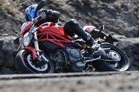 La nouvelle Ducati Monster 1100 EVO à l'essai les 22 et 23 avril chez votre concessionnaire