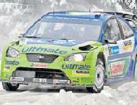 WRC: Suéde D.3: Grönholm, tout schuss