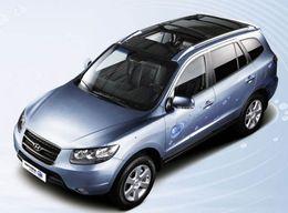 Hyundai dévoilera son Santa Fe hybride