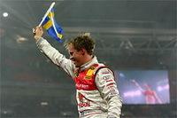 Mattias Ekstrom remporte la course des champions !